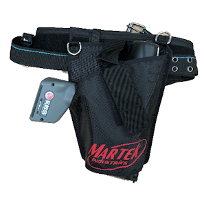 EBS-260 holster and belt